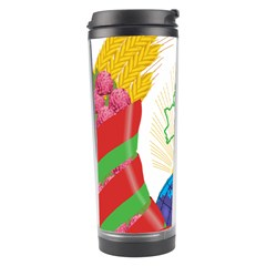 Coat of Arms of The Republic of Belarus Travel Tumbler