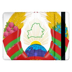 Coat of Arms of The Republic of Belarus Samsung Galaxy Tab Pro 12.2  Flip Case