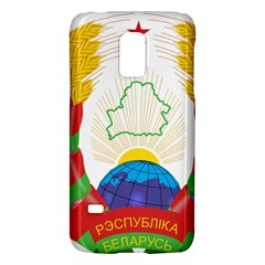 Coat of Arms of The Republic of Belarus Galaxy S5 Mini