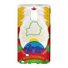 Coat of Arms of The Republic of Belarus Galaxy Note Edge