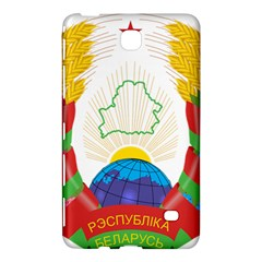 Coat of Arms of The Republic of Belarus Samsung Galaxy Tab 4 (8 ) Hardshell Case