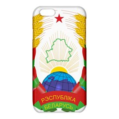 Coat of Arms of The Republic of Belarus iPhone 6/6S TPU Case