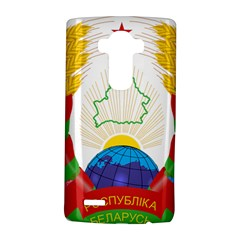Coat Of Arms Of The Republic Of Belarus Lg G4 Hardshell Case