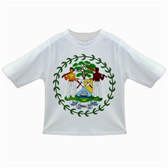 Coat of Arms of Belize Infant/Toddler T-Shirts