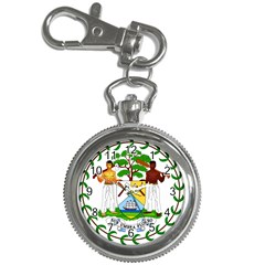 Coat of Arms of Belize Key Chain Watches