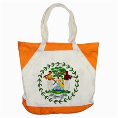 Coat of Arms of Belize Accent Tote Bag