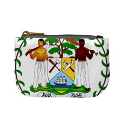 Coat of Arms of Belize Mini Coin Purses