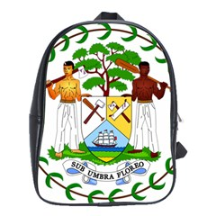 Coat of Arms of Belize School Bags(Large)