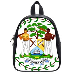 Coat of Arms of Belize School Bags (Small)