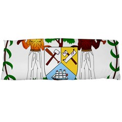 Coat of Arms of Belize Body Pillow Case Dakimakura (Two Sides)