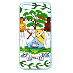 Coat of Arms of Belize Apple Seamless iPhone 5 Case (Color)