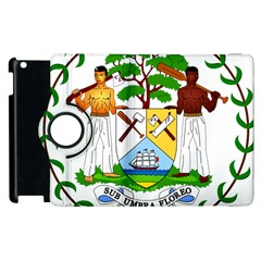 Coat of Arms of Belize Apple iPad 3/4 Flip 360 Case