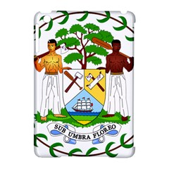 Coat of Arms of Belize Apple iPad Mini Hardshell Case (Compatible with Smart Cover)