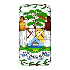 Coat of Arms of Belize Apple iPhone 4/4S Hardshell Case with Stand
