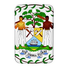 Coat of Arms of Belize Samsung Galaxy Note 8.0 N5100 Hardshell Case