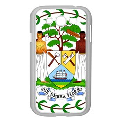 Coat of Arms of Belize Samsung Galaxy Grand DUOS I9082 Case (White)
