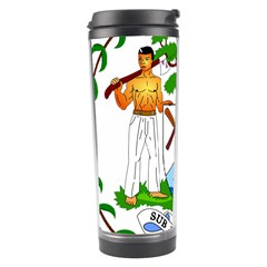Coat of Arms of Belize Travel Tumbler