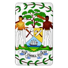 Coat of Arms of Belize Samsung Galaxy Tab Pro 8.4 Hardshell Case