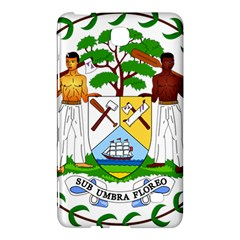 Coat of Arms of Belize Samsung Galaxy Tab 4 (7 ) Hardshell Case