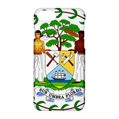 Coat Of Arms Of Belize Apple Iphone 7 Hardshell Case