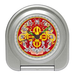 National Emblem of Bhutan Travel Alarm Clocks