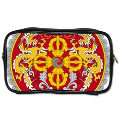 National Emblem of Bhutan Toiletries Bags