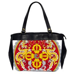 National Emblem of Bhutan Office Handbags (2 Sides)