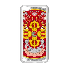 National Emblem of Bhutan Apple iPod Touch 5 Case (White)