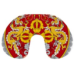 National Emblem of Bhutan Travel Neck Pillows