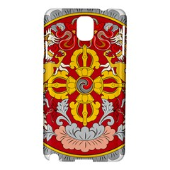 National Emblem of Bhutan Samsung Galaxy Note 3 N9005 Hardshell Case