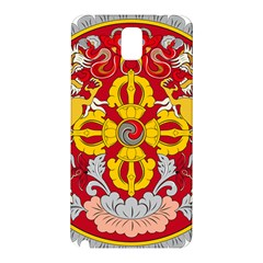 National Emblem of Bhutan Samsung Galaxy Note 3 N9005 Hardshell Back Case