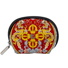 National Emblem of Bhutan Accessory Pouches (Small)