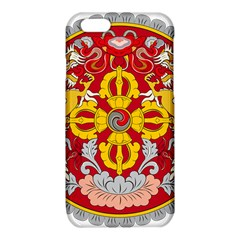 National Emblem of Bhutan iPhone 6/6S TPU Case