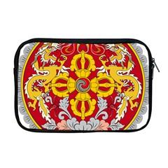 National Emblem Of Bhutan Apple Macbook Pro 17  Zipper Case