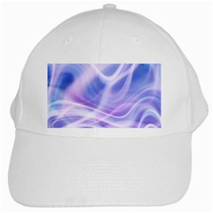 Abstract Graphic Design Background White Cap