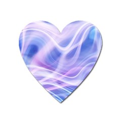 Abstract Graphic Design Background Heart Magnet