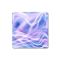 Abstract Graphic Design Background Square Magnet