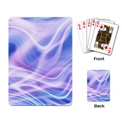 Abstract Graphic Design Background Playing Card