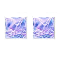 Abstract Graphic Design Background Cufflinks (Square)