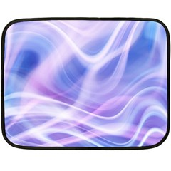 Abstract Graphic Design Background Fleece Blanket (Mini)