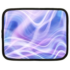 Abstract Graphic Design Background Netbook Case (XL)