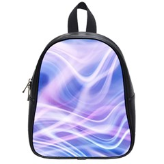 Abstract Graphic Design Background School Bags (Small)