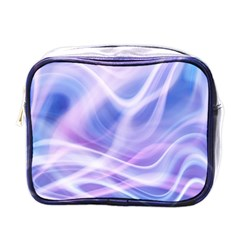 Abstract Graphic Design Background Mini Toiletries Bags