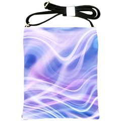 Abstract Graphic Design Background Shoulder Sling Bags
