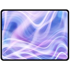 Abstract Graphic Design Background Fleece Blanket (Large)