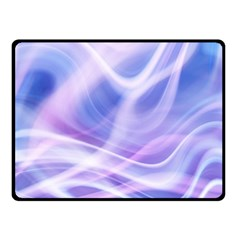 Abstract Graphic Design Background Fleece Blanket (Small)