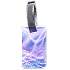 Abstract Graphic Design Background Luggage Tags (One Side)