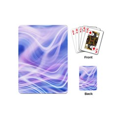 Abstract Graphic Design Background Playing Cards (Mini)