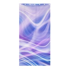 Abstract Graphic Design Background Shower Curtain 36  x 72  (Stall)
