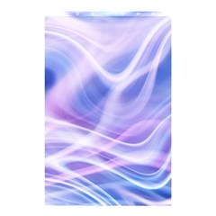 Abstract Graphic Design Background Shower Curtain 48  x 72  (Small)